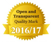 Open and Transparent Quality Mark 2016/17